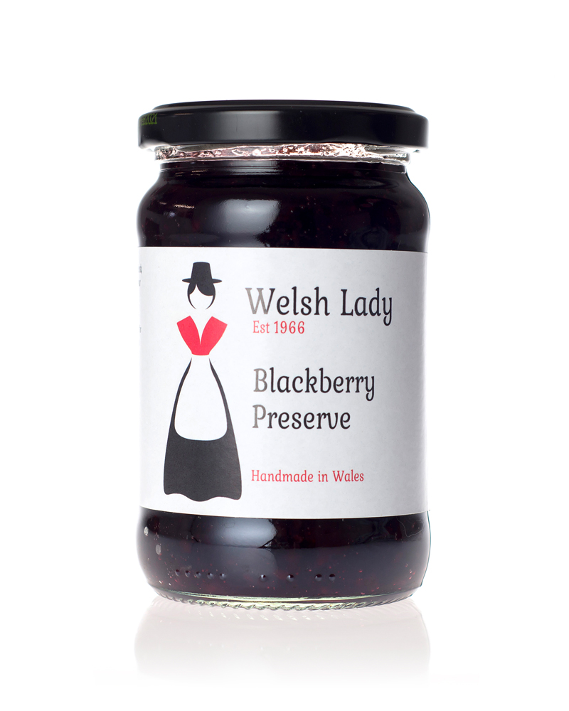 Blackberry Preserve 340g