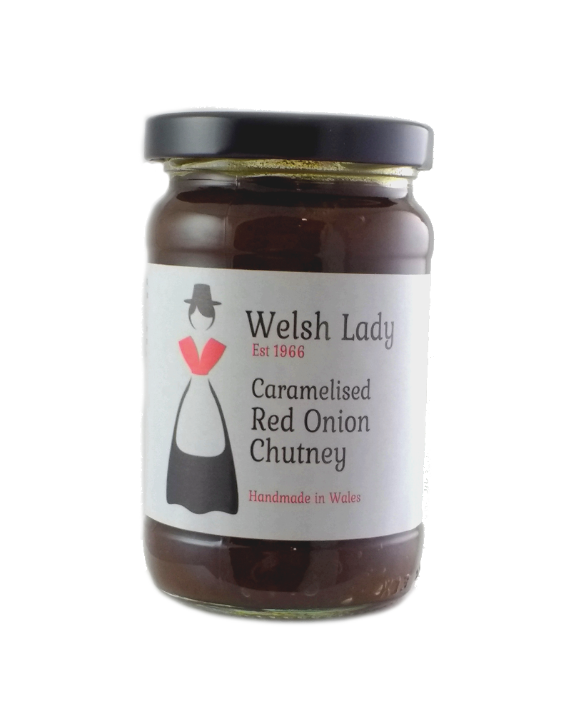 Caramelised Red Onion Chutney 330g