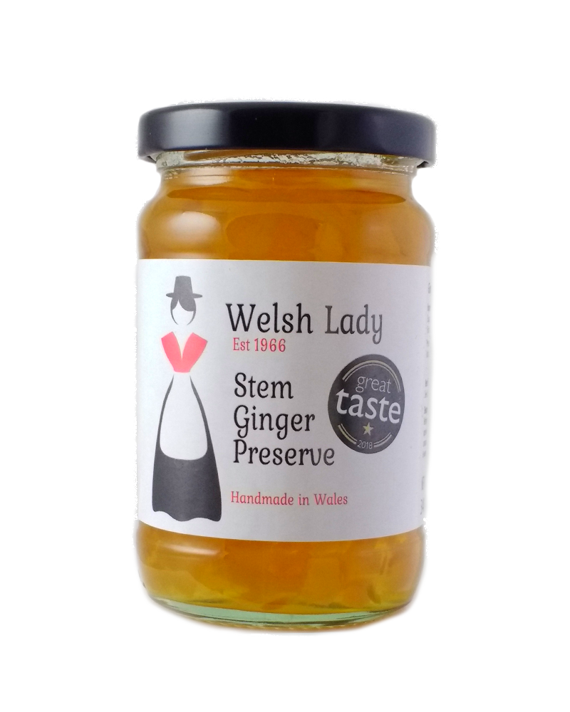 Stem Ginger Preserve 340g